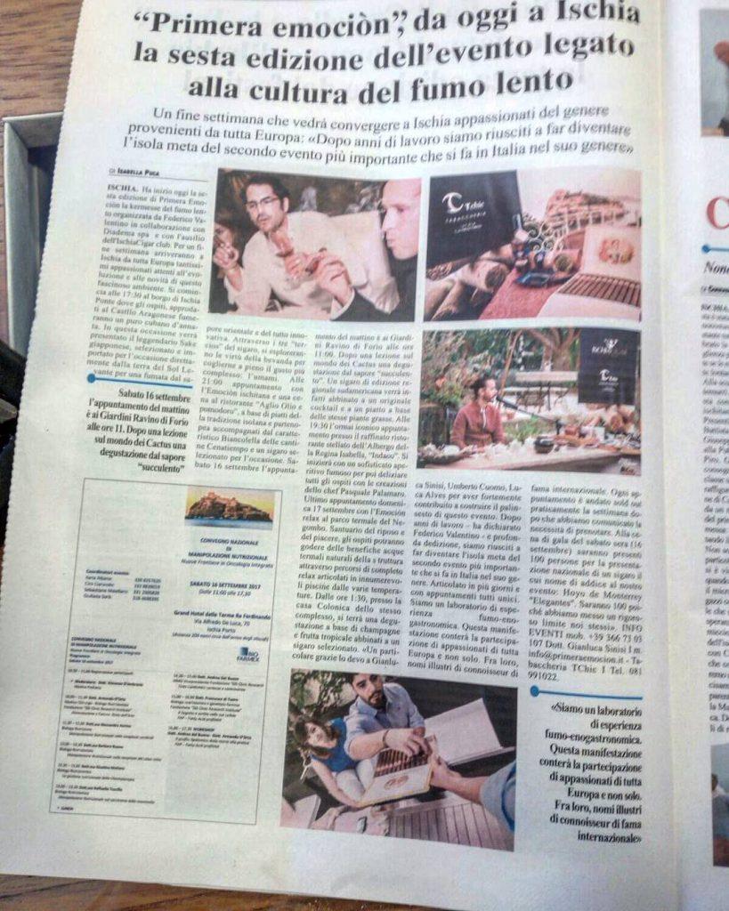Talk about PRIMERA EMOCION Sexta Edicion primeraemocion italy ischia islandhellip